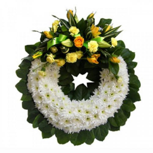 Soft Wreath Tribute