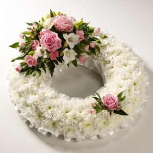 Dove Wreath Tribute