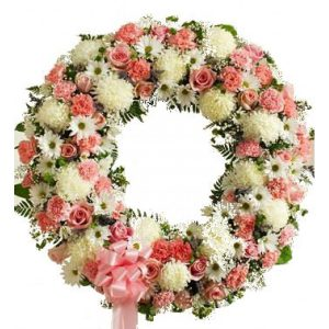 Tranquility Wreath Tribute