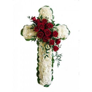 Cross Tribute Red