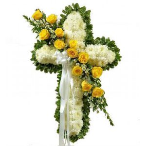 Cross Tribute Yellow